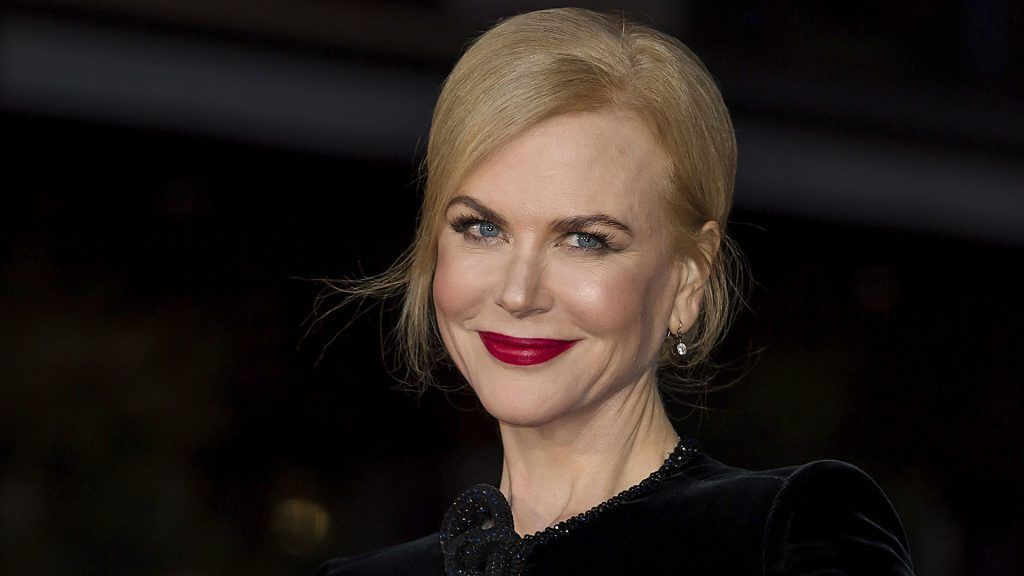 Actress Nicole Kidman poses for photographers upon arrival at the premiere of the film 'Lion', showing as part of the London Film Festival in London, Wednesday, Oct. 12, 2016.  (Photo by Grant Pollard/Invision/AP)
